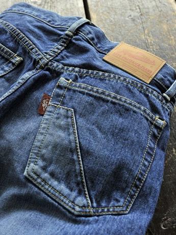 「Fujiyama Wash® Jeans」