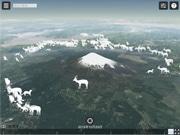 野生動物の交通事故の場所・種類を示した「富士山『動物事故死』マップ」公開