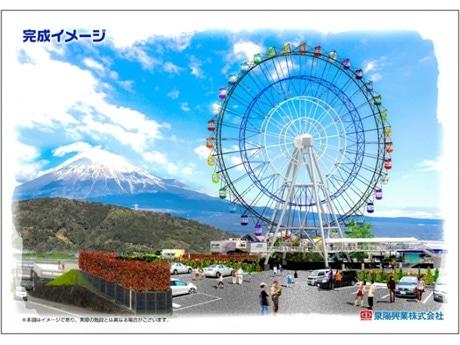 「EXPASA富士川」完成イメージ