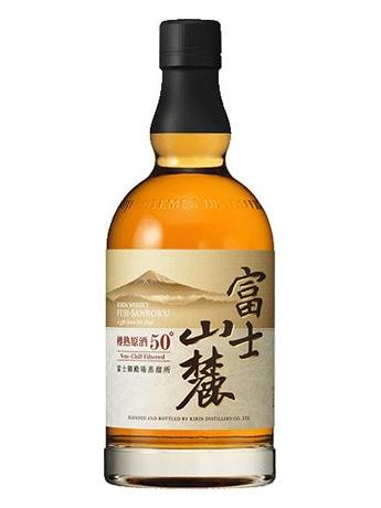 「キリンウイスキー 富士山麓 樽熟原酒50°」