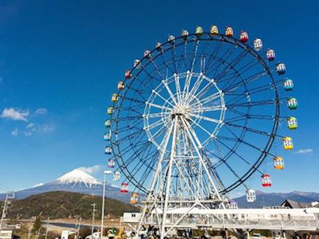 大観覧車「Fuji Sky View」