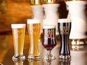 河口湖の地ビールレストランで19周年&地ビールの日飲み放題イベント