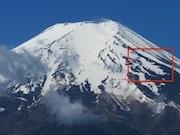 富士山に農作業の始まり告げる「農鳥」 今年は平年並みの時期に出現