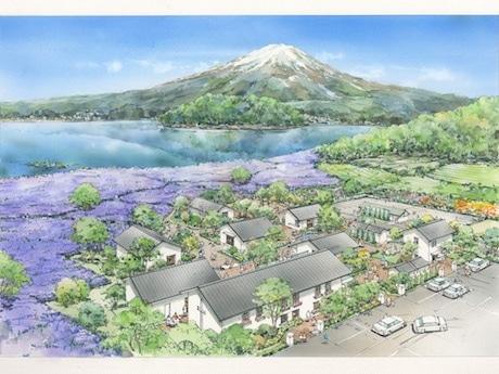 「富士大石 ハナテラス」イメージ