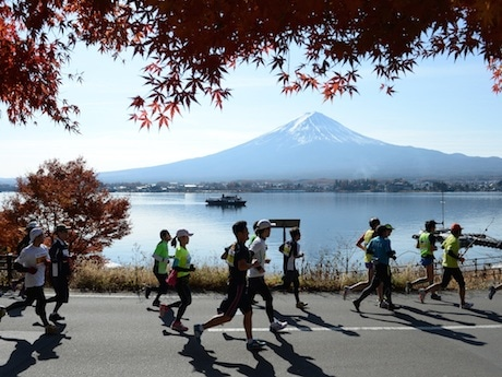 「富士山マラソン」過去開催時の様子