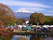 富士市で「ふじのくにアートクラフトフェア」 竹灯籠やフードエリアなど