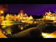 河口湖オルゴールの森でキャンドル&イルミネーション コンサートも