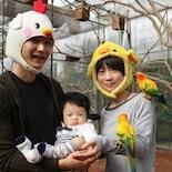 富士花鳥園でとり年生まれ入場無料イベント 最後までとり年盛り上げたいと企画