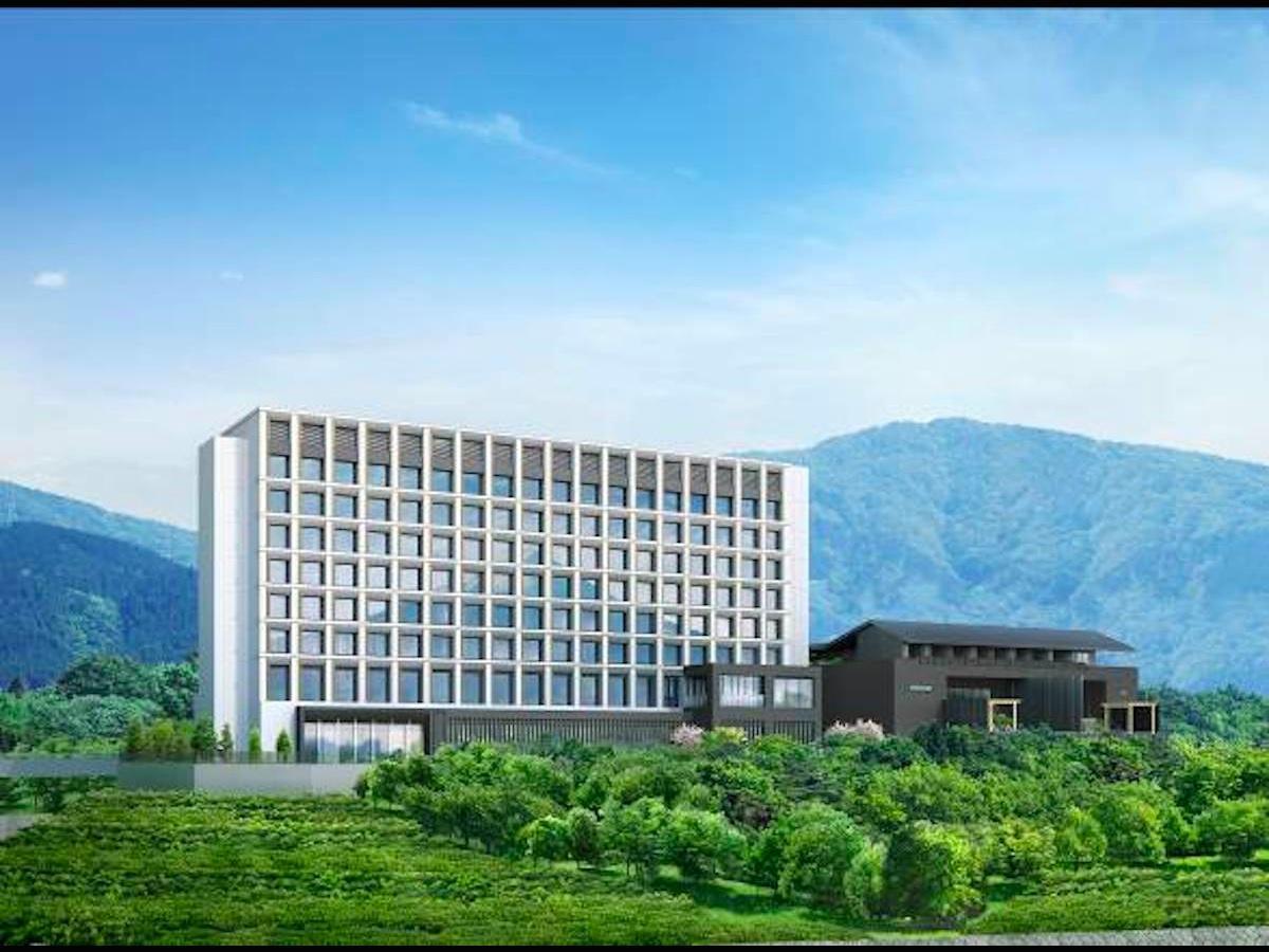「HOTEL CLAD(ホテル クラッド)」外観イメージ