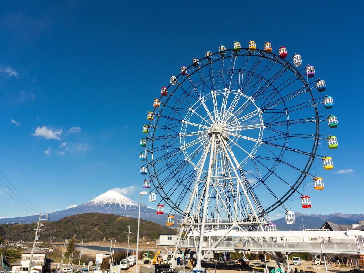 富士川SA大観覧車「Fuji Sky View」