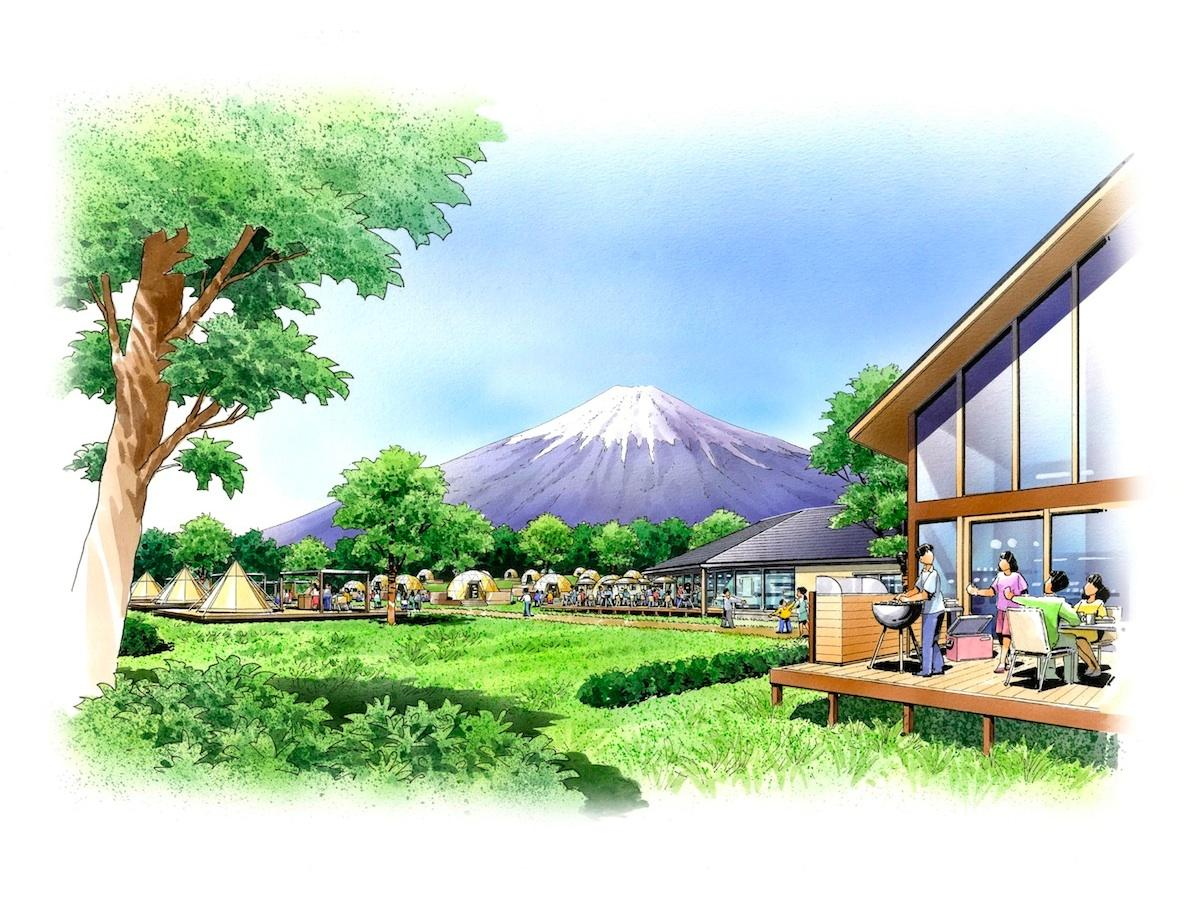 「PICA Fujiyama(ピカ フジヤマ)」イメージ