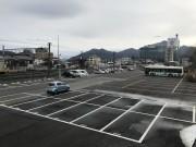 富士山駅に無料駐車場 富士急行の電車やバス利用客対象に
