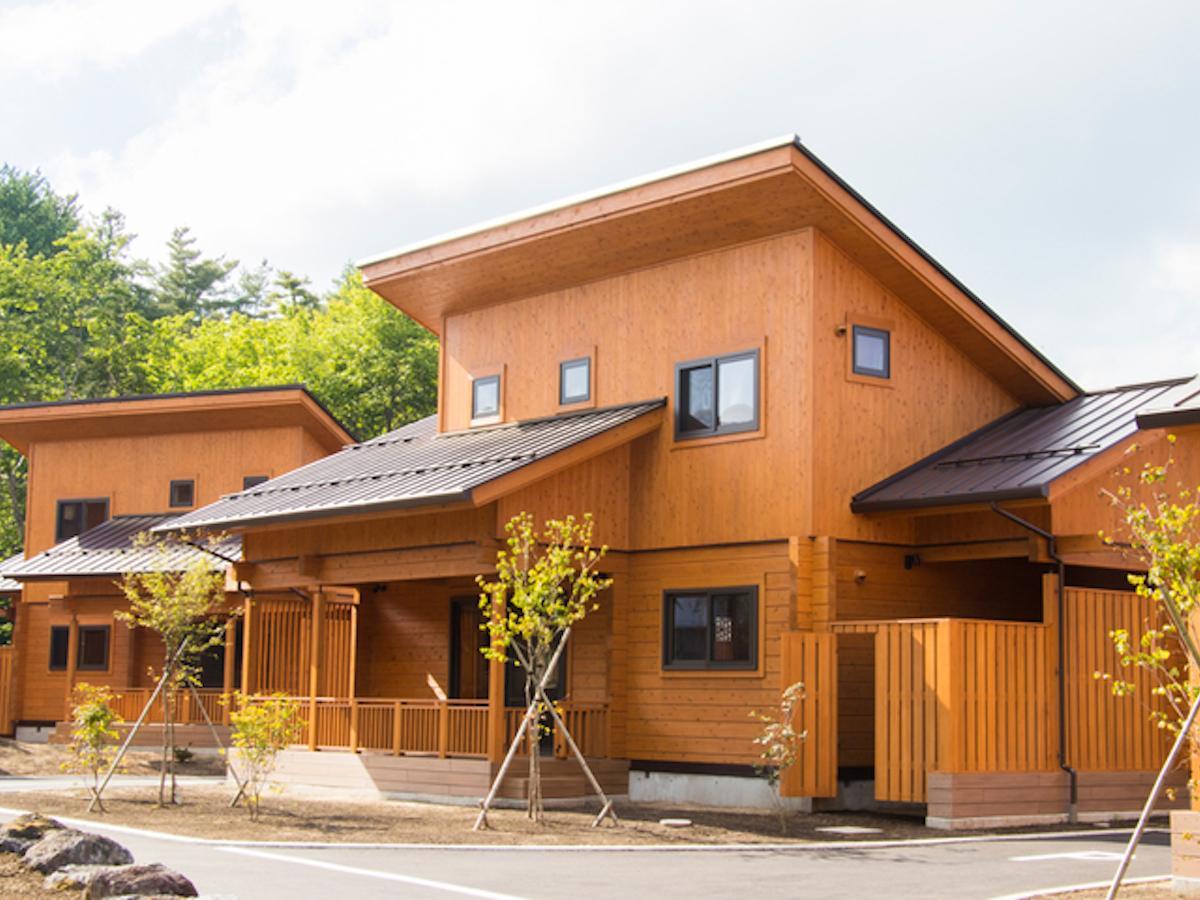 「富士山リゾートログハウス ふようの宿」