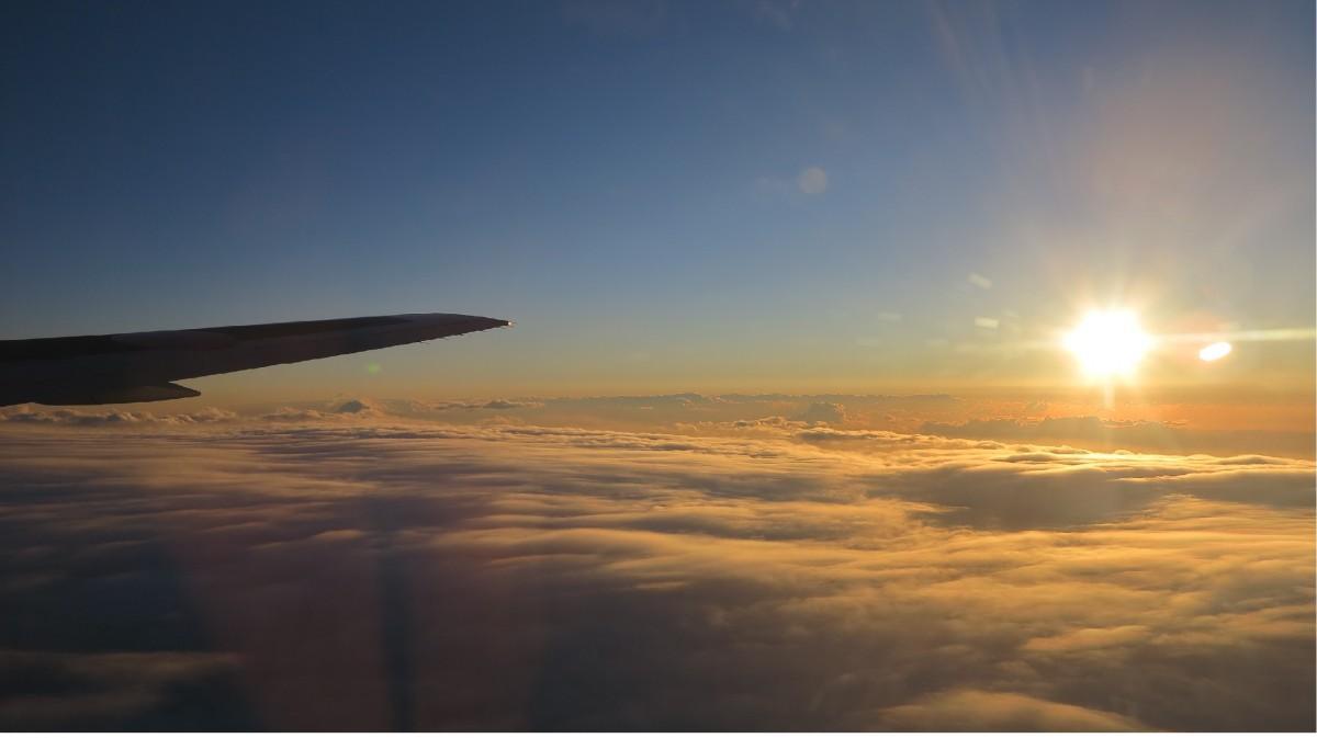 日の出の様子(イメージ)