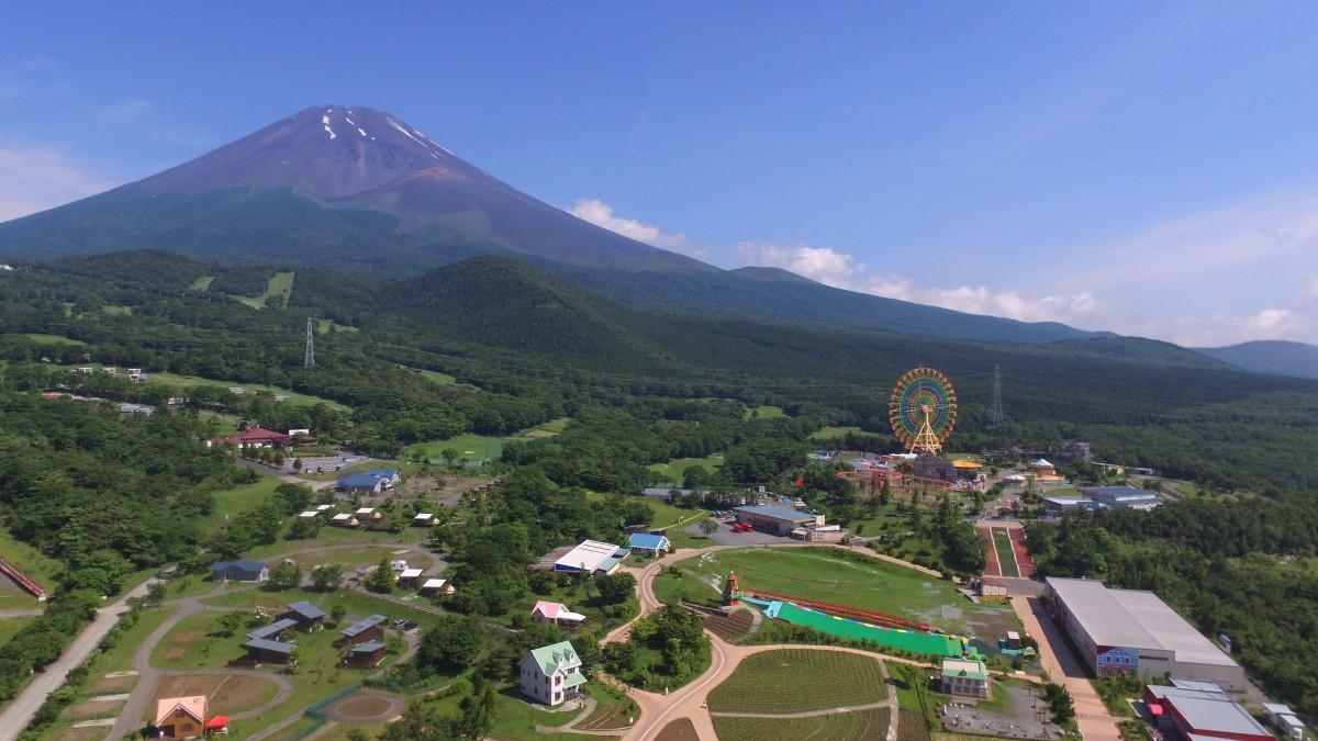 富士山南麓エリア