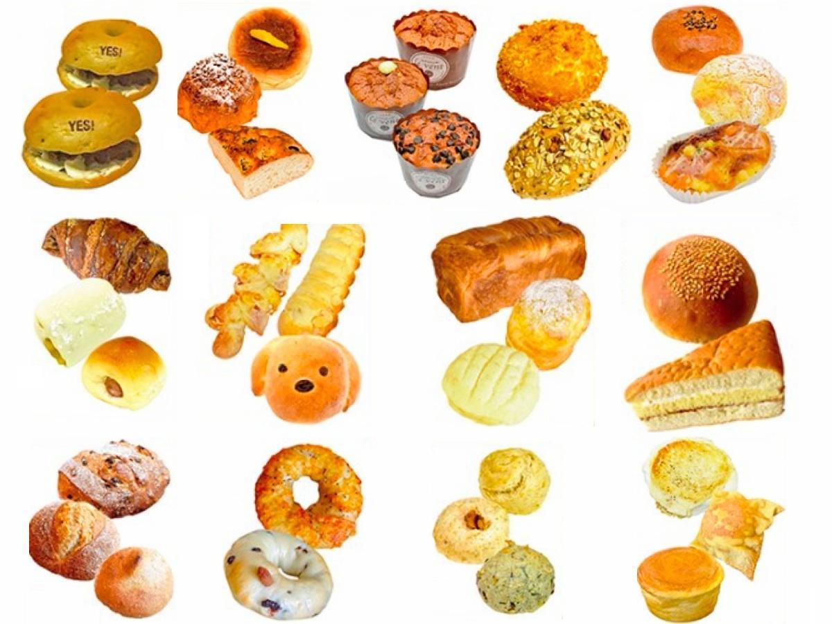 山梨のパン店約20店が集まる