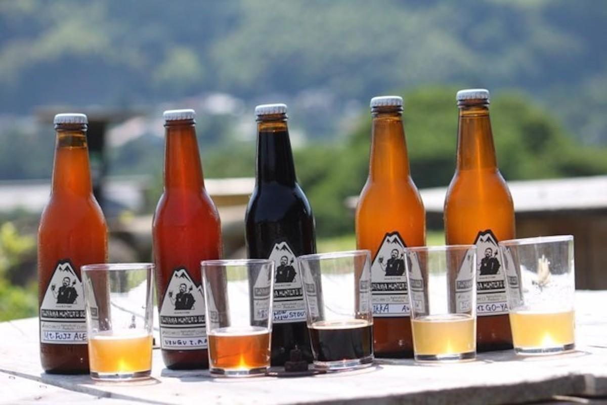 フジヤマ ハンターズ ビール