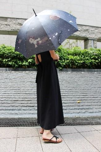 手塚治虫誕生90周年記念 郡内織傘