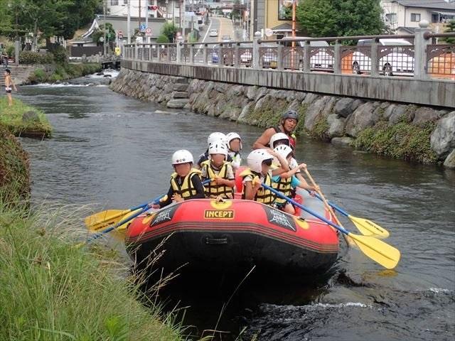 神田川川下り
