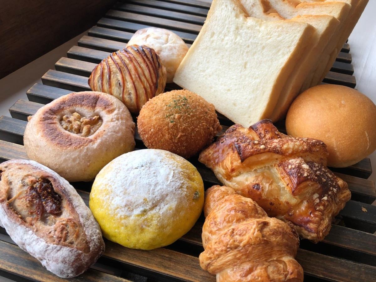 PANJA(埼玉県入間市)のパン