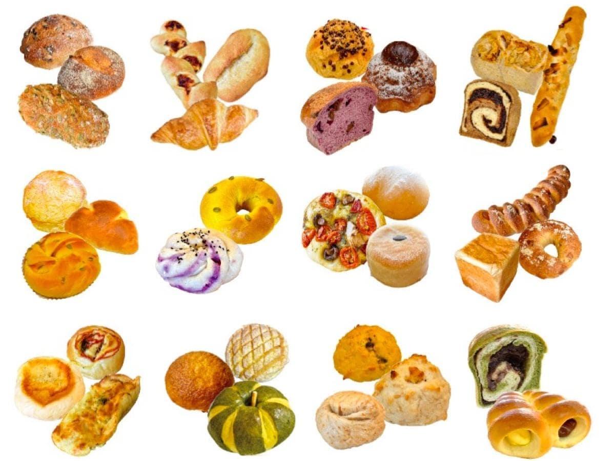 販売するパン