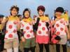 富士山一周サイクルイベント-エイドステーションにご当地グルメも