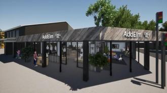 山中湖村に「チルビル」 アドエルムがサイクリストの拠点、旗艦店併設