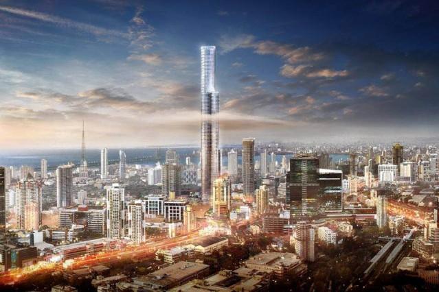 ムンバイで高級分譲アパート「トランプ・タワー」の建設進む