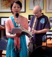 インドのプネーで俳句の国際イベント