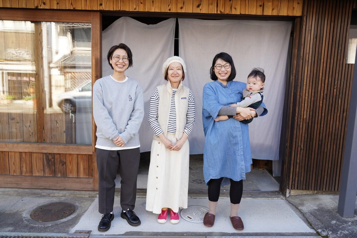 友田さん、貴島さん、中山さん(左から)