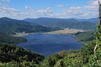 琵琶湖や余呉湖を一望できる「賤ヶ岳リフト」 今シーズンの運行開始