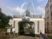 長崎・分紫山福済禅寺、「鎮魂の鐘」を一般開放