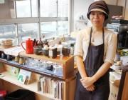 長崎にマクロビオティック主力のカフェ-元福祉支援員女性が起業