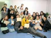 長崎の朝活「ながもげ会」が100回記念パーティー