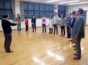 長崎の小学校で「願い合唱団」が初練習 天空の城に「君をのせて」
