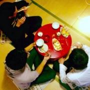 長崎・南山手の古民家で「ちゃぶ台ミーティング」 鍋を囲んでフリートーク