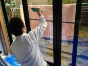 長崎にシックハウス対応窓ガラスの家 市内で2例目、地元建設会社が施工