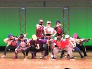 長崎でダンスコンテスト ゲスト審査員にTENPURA KIDZのYU-KAさんも