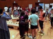 長崎で「夏のマンホールまつり」 軍艦島のマンホール、土木トークなど