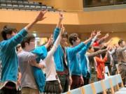長崎ブリックホールで復興支援イベント「長崎ハッピーフェス」