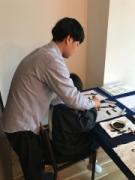 長崎の「手ぶらで行ける」書道スタジオ、若葉町に2店舗目