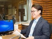 長崎放送のアナウンサー、村山仁志さんがギャラクシー賞受賞