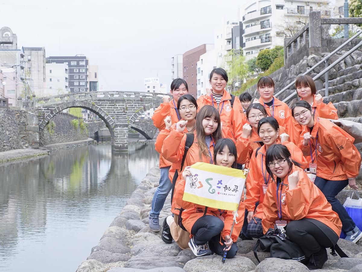 地元大学生が写真映えスポットを案内する「長崎さるく」初開催へ ...