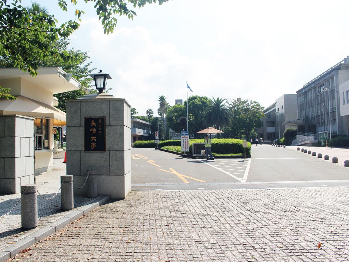 会場となる長崎大学文教キャンパス