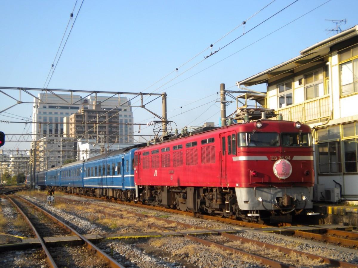 かつて長崎―東京を結んでいた寝台特急「さくら」(提供:JR九州)
