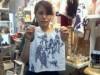 長崎の雑貨店に「手拭い子ども服」 長崎くんちの踊り町手拭いを活用