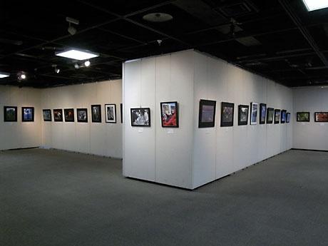 同支部会員25人中21人の作品約50点を展示するほか、ニッコールクラブ会員限定のフォトコンテストで入選した作品約80点も展示