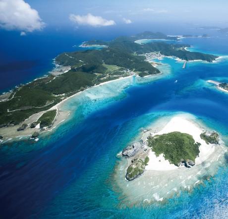 サンゴの日(2014年3月5日)に国立公園に指定された沖縄県慶良間諸島