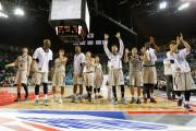 琉球ゴールデンキングスが西地区優勝 明日15日リーグ決勝戦へ