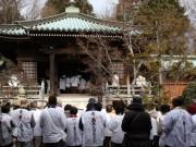 宝仙寺で「中野で巡る四国霊場」-1日で四国八十八カ所巡りを体験